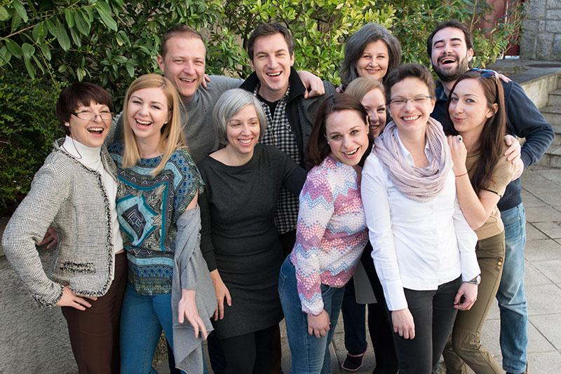 Ekipa Psihoterapija CORP